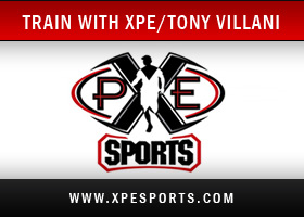 Train with XPE/Tony Villani